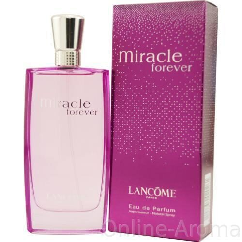lancome miracle ноты