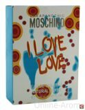 Moschino Cheap & Chic I Love Love 3x20 ml