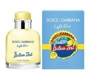 Туалетная вода Dolce & Gabbana Light Blue Italian Zest 100мл.