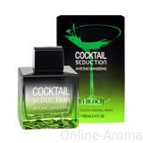 Antonio Banderas Cocktail Seduction in Black for Men 100 мл