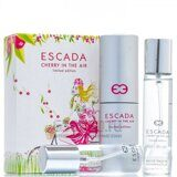 "Escada ""Cherry in the Air"" 3 х 20 ml"