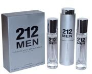 Carolina Herrera 212 MEN 3*20мл