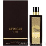 "FRAGRANCE WORLD ""AFRICAN LUXE"", 80 ML"